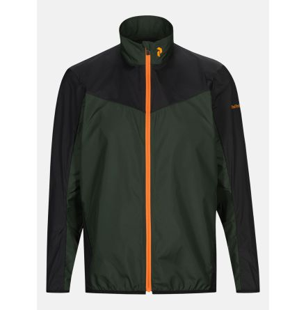 Peak Performance Golf Meadow Jacket Drift Green