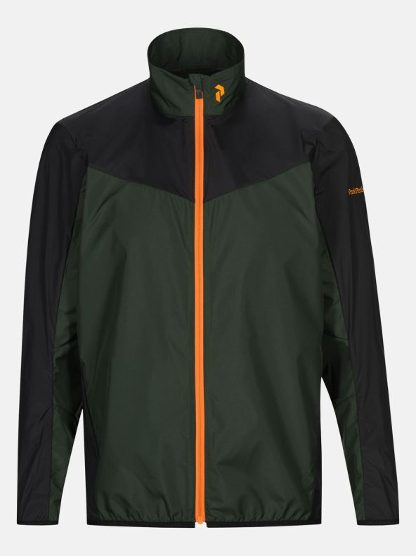 Peak Performance Golf Meadow Jacket Drift Green