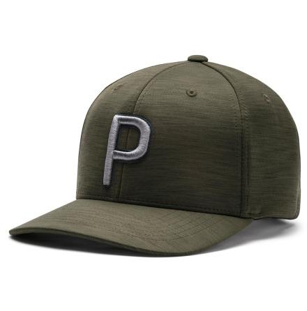 Puma Golf P110 Snapback Cap Deep Liche