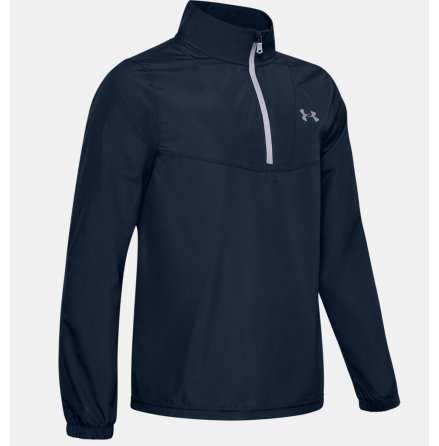 Under Armour Storm Woven 1/2 Zip Junior Marin