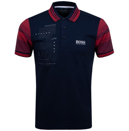 Hugo Boss Golf Paule Pro 1 Navy
