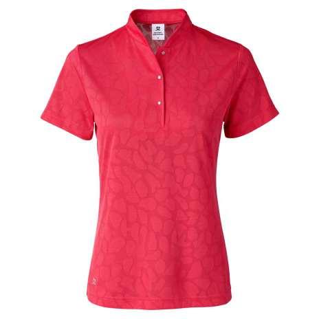 Daily Sports Uma Cap/S Polo Shirt Sangria