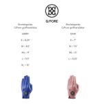 Golfhandskar - G/Fore Skinnhandske Högerhand Azure