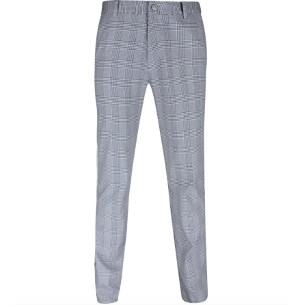 Golfbyxor Puma Golf Plaid Pant