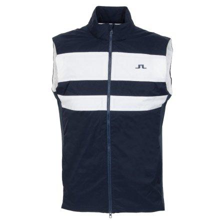 J Lindeberg Golf Packlight Golfväst Marin
