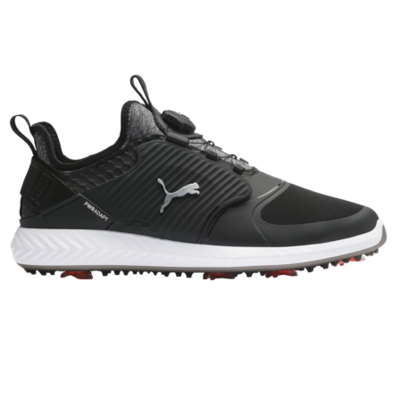 Golfskor Puma Golf Ignite PWRAdapt Caged Disc Svart