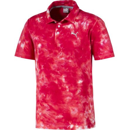Puma Golf Haight Polo Barbados