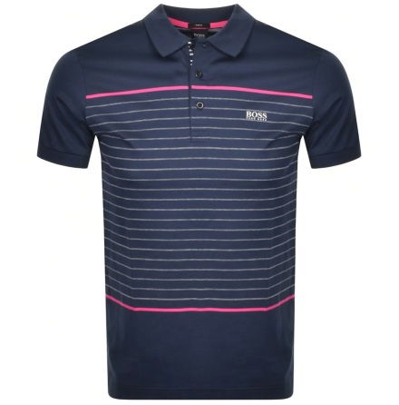 Hugo Boss Golf Paule 8 Navy