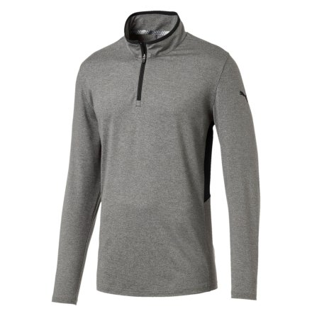 Puma Golf Rotation 1/4 Zip Mörkgrå