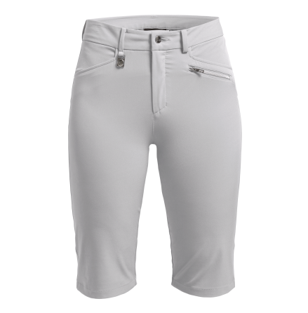 Röhnisch Golf Comfort Stretch Bermuda Silver Grey