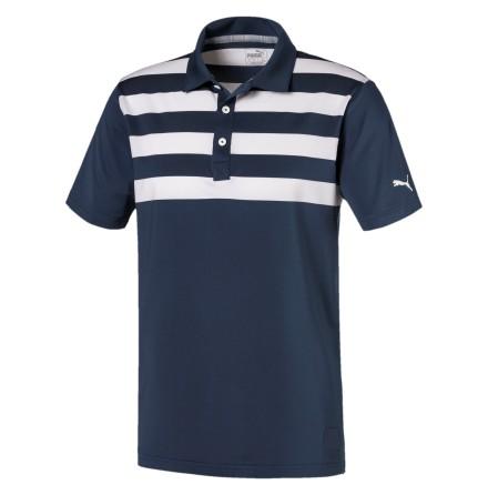 Puma golf Pars & Stripes Polo