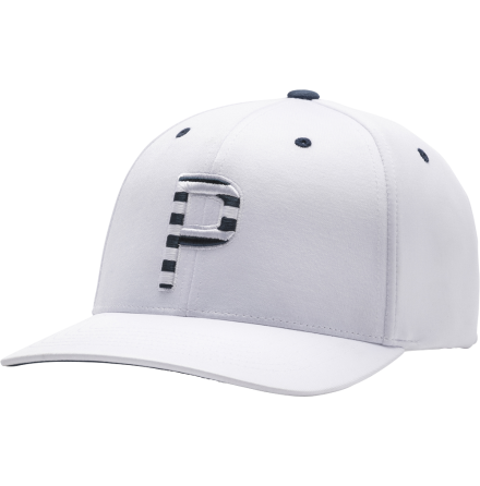 Puma Golf P110 Snapback Cap Pars & Stripes