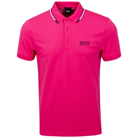 Hugo Boss Golf Paddy Pro Bright Pink