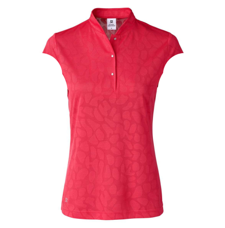 Daily Sports Uma SS Polo Shirt Sangria