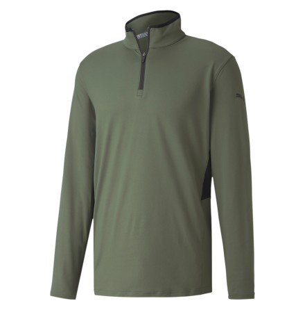 Puma Golf Rotation 1/4 Zip Thyme