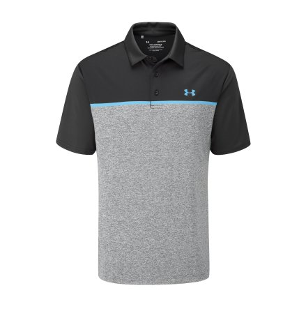 Under Armour Golf Playoff Polo 2.0 Svart