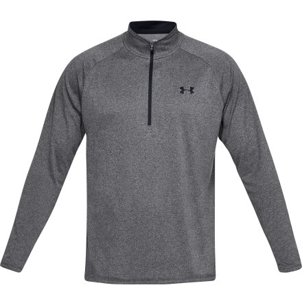 Under Armour Golf Tech 2.0 1/2 Zip Grå