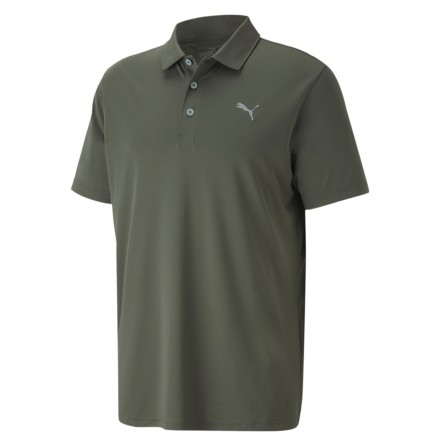 Puma Golf Rotation Polo Thyme