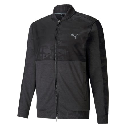 Puma Golf CloudSpun Camo Jacket