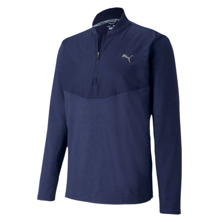 Puma Golf CloudSpun 1/4 Zip Marin
