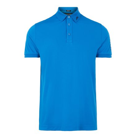 J Lindeberg Tour Tech TX Jersey Egyptian Blue