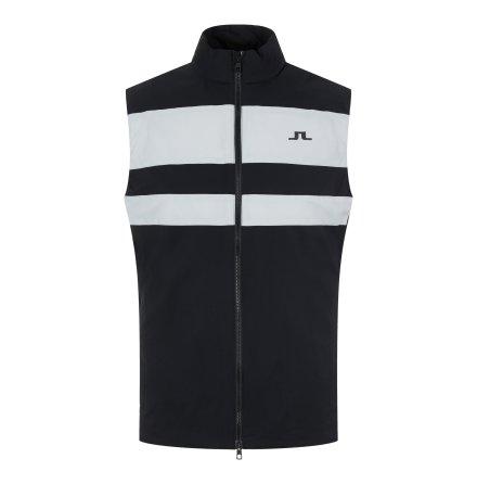 J Lindeberg Golf Packlight Golfväst Svart