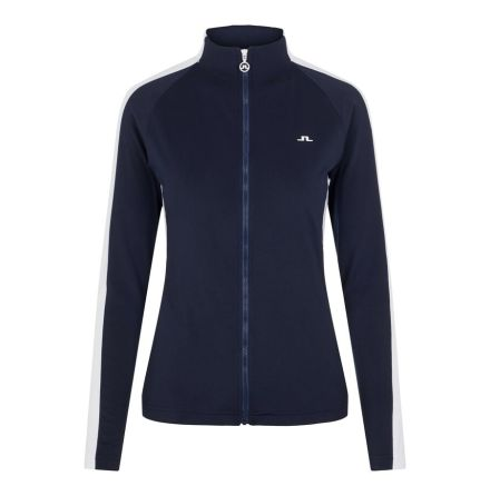 J Lindeberg Golf Marie Full Zip
