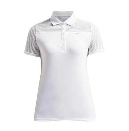 Röhnisch Golf Miko Poloshirt Vit