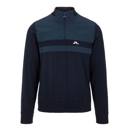 Golftröja J Lindeberg Golf Mathis Zipped