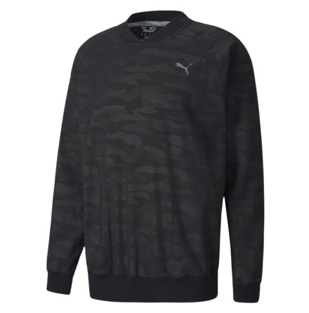 Puma Golf Camo Wind Shirt