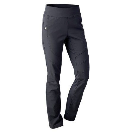 Daily Sports Fliza Solid Pants Black