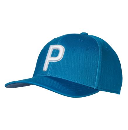 Puma Golf P110 Snapback Cap Digi Blue