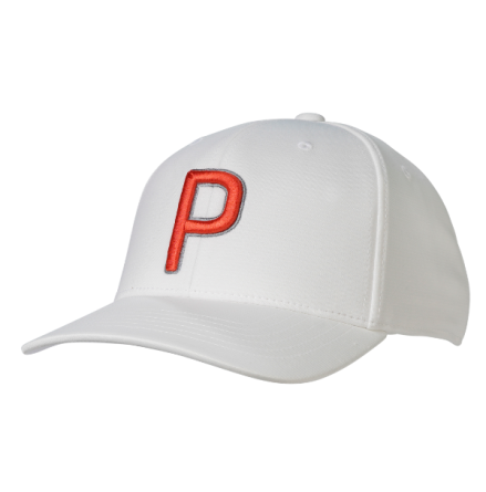 Puma Golf P110 Snapback Cap Pureed Plum