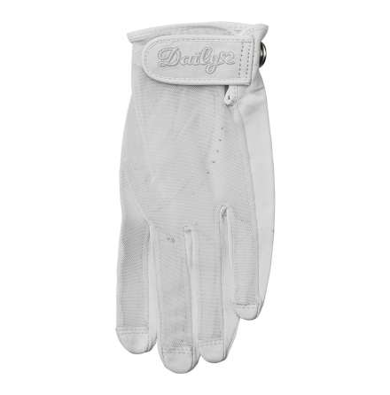 Daily Sports Sun Glove white