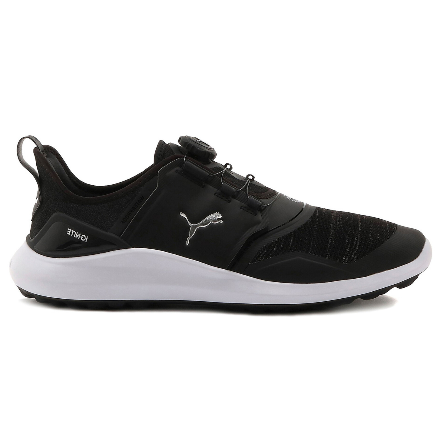 Golfskor Puma Golf Ignite NXT Disc Svart