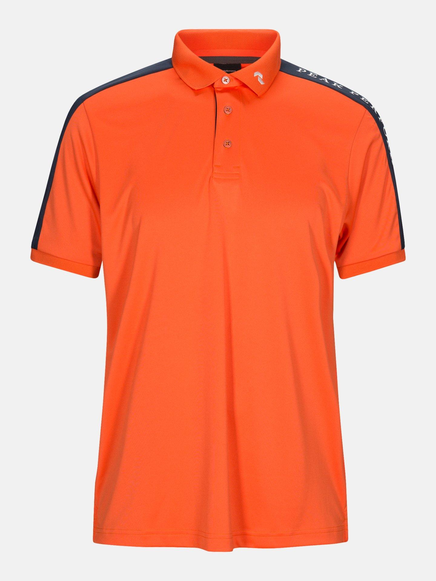 Peak Performance Golf Player Polo Vit