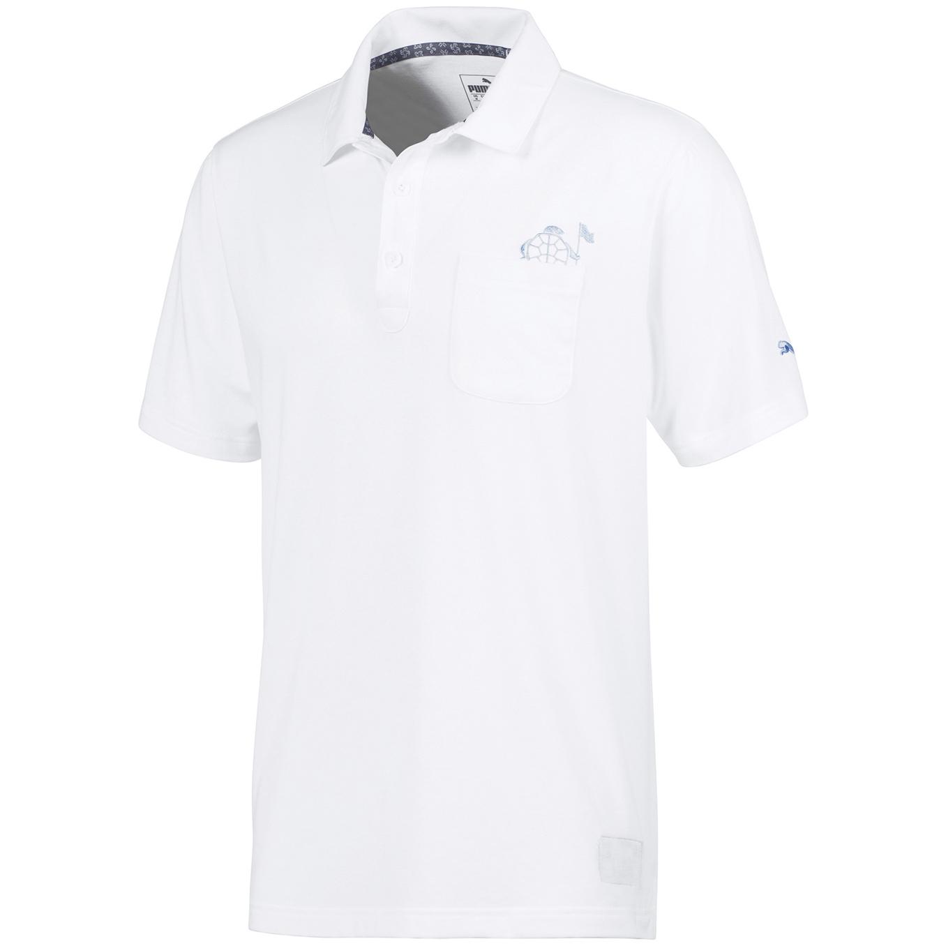 Puma Golf Slow Play Pocket Polo - Limited Edition
